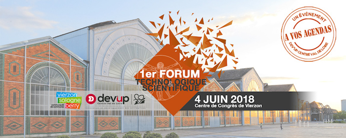 1er Forum Scientifique & Technologique Berry Sologne